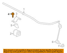JAGUAR OEM 10-15 XJ Stabilizer Sway Bar-Rear-Stabilizer Sway Bar Bolt XR853292