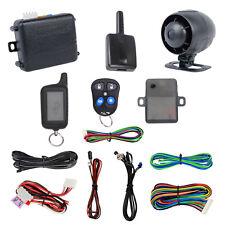 Megalarm Mega2500 2Way Lcd Paging Car Alarm Remote Security System Keyless Entry
