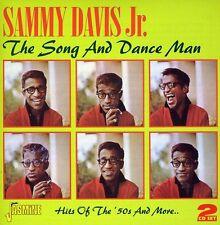 Sammy Davis, Jr., Sammy Davis Jr. - Song & Dance Man [New CD]