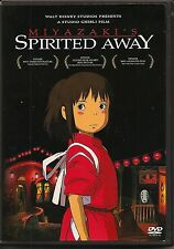 Spirited Away (Dvd, 2003, 2-Disc Set Walt Disney Studios