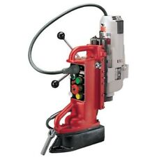 Milwaukee 4209-1 Adjustable Electromagnetic Drill Press with No. 3 MT