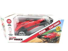 Tyco 9.6v Red Fast Traxx Turbo Tracked Buggy Runs Great w/Box