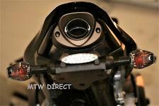 Honda CBR600RR 2007-2012 R&G Racing tail tidy plate holder bracket LP0042BK