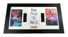PINK FLOYD Film Cells THE WALL Framed PINK FLOYD MEMORABILIA LARGE DISPLAY GIFTS