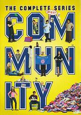 Community - Season 01 / Community - Season 02 / Community - Season 03 / Communit