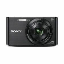 Sony Cyber-Shot DSC-W830 20.1 MP Digital Camera - Black