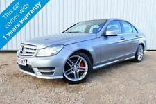Mercedes-Benz C 220 Model Cars 4 Doors