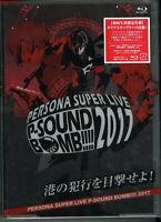 PERSONA-SUPER LIVE P-SOUND BOMB! 2017 MINATO NO...-JAPAN 2 BLU-RAY+BOOK V31 sd