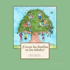 ¿Crecen Las Familias en Los árboles? by Lauren Machta (2015, Paperback)