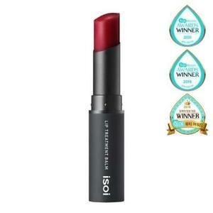 ISOI Bulgarian Rose Lip Treatment Balm (#Pure Red)