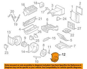 GM OEM-A/C AC Evaporator Core Case 52489677