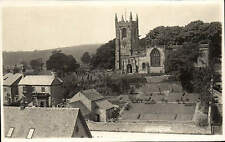 Hartington, Church & Rooftops.