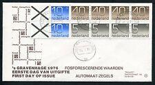 FDC Philato met Postzegelboekje PB 21, blanco met open klep ;