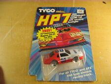 1987 TYCO HP7 Lit T-Bird Stock Car Slot Car Rare 6922