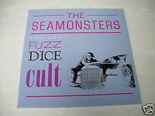 LP THE SEAMONSTERS FUZZ DICE CULT  VINYL