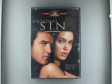 ORIGINAL SIN DVD ( ANGELINA JOLIE )