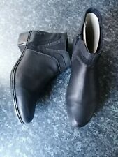 Riecker Black Ankle Boots Size 5 Hardly Worn
