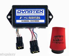 Dynatek Cdi Ignición + Uni Aire Entrada Filtro Gato Ártico Ds 650 02 03 04 Dyna