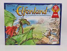Elfenland von Amigo Spiele 1998 Eine Reise durchs Reich der Phantasie Brettspiel