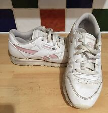 Reebok Classic 508 HSV 71 Trainers Women's Size UK 4 EUR 36 White/Pink