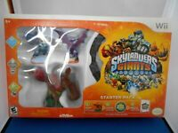 NEW IN BOX SKYLANDERS GIANTS STARTER SET FOR NINTENDO WII