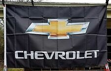 Advertising Chevrolet Logo Flag 3'x5' Vehicle Car Chevy Make Banner Sign