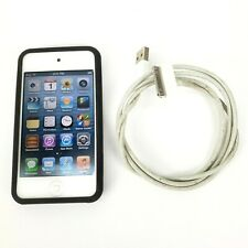 Apple iPod Touch 4th Generation White 8 GB MP3 MP4 Media Player - TESTED