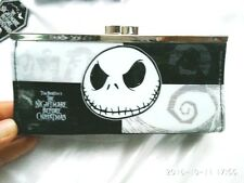 DISNEY THE Nightmare Before Christmas Jack Skellington Wallet / Purse Coin BAG