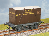Parkside PS39 O Gauge GWR Container Wagon w B Container Kit
