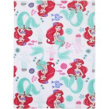 The Little Mermaid: Ariel Ocean Beauty French Fiber Baby Blanket by Disney Baby