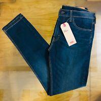 LEVIS 510 Skinny Fit Stretch Mens Jeans Blue W29 W30 W31 W32 W33 W34 W36