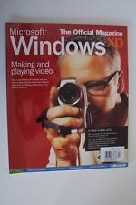 Microsoft Windows XP Official Magazine Issue 4 April 2002