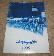 1995 Campagnolo Catalog Gruppos Record Chorus Offroad Athena Veloce Mirage &More