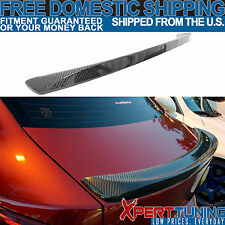 Fit For 06-13 Lexus IS250 IS350 ISF Sport Style Carbon Fiber CF Trunk Spoiler