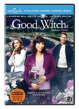 GOOD WITCH SEASON 3 DVD TV SERIES NEW AVAILABLE NOW!