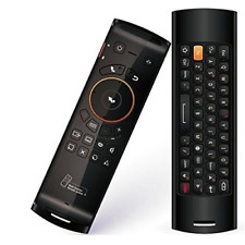 Tastiera Wireless + Fly Mouse + Telecomando Mele F10 per PC TV Media Player