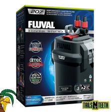 Fluval 207 Performance Canister Filter - for Aquariums Up To 45 US Gallons