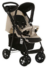 hauck Single Pushchairs & Prams from Birth