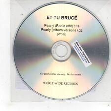 (FS450) Et Tu Bruce, Pearly - 2014 DJ CD