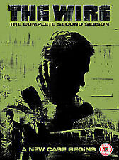 The Wire - Series Season 2 - Complete (DVD, 2005, 5-Disc Set, Box Set)