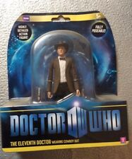"""DOCTOR WHO 5"""" 11TH DOCTOR (MATT SMITH) IN STETSON HAT ACTION FIGURE BY CHARACTER"""