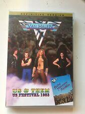 Van Halen Us festival 83