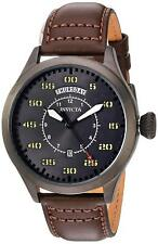 Invicta 22975 Aviator Men's 45mm Gunmetal Stainless Steel Charcoal Dial Watch