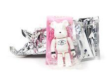 Medicom Toy Bearbrick 100% SERIES 9 ARTIST MASTERMIND SECRET white reversed logo