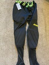 Nwt Rinat Padded Compression Soccer Goalie Legging Adult M