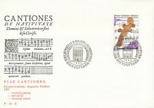 Finland 1982 FDC - Sibelius Academy 100 Years - Anniv. of Finnish Musical Art