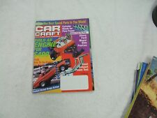 Car Craft Magazine ~ October 1998 ~ Build An Engine For $499 ~ Plus How To Go Fa
