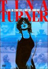 Tina Turner / Live In Concert Rio De Janeiro (1988) DVD *NEW