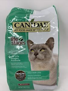 CANIDAE Cat All Life Stages for Cats [Chicken, Turkey, Lamb & Fish] (4 lb)