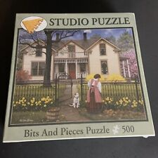 """Bits & Pieces 500 Piece Puzzle NEW """"Neat & Tidy"""""""